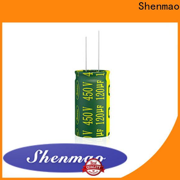 Shenmao 1 millifarad capacitor supply for rectification