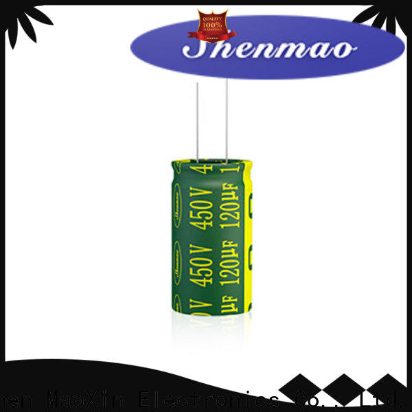 price-favorable large electrolytic capacitors supply for coupling