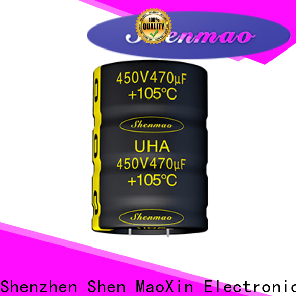 Shenmao quality-reliable voltage capacitor formula owner for temperature compensation