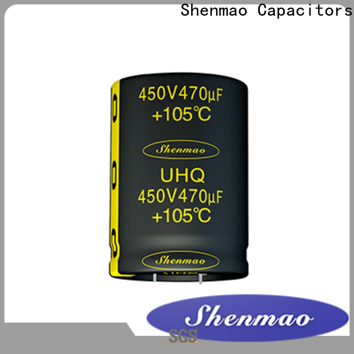 Shenmao best capacitor identification chart company for coupling