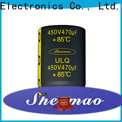 Shenmao types of supercapacitors overseas market for temperature compensation