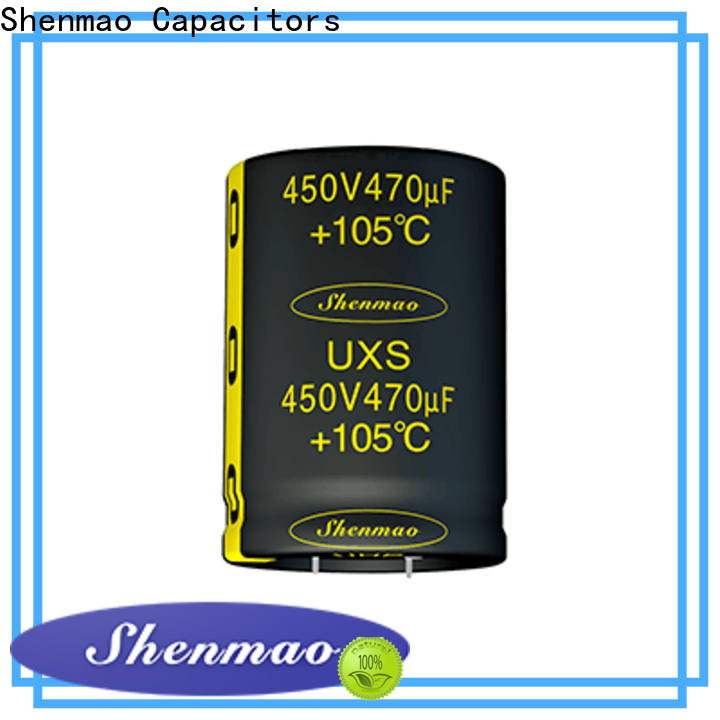 Shenmao capacitor calculation formula suppliers for timing