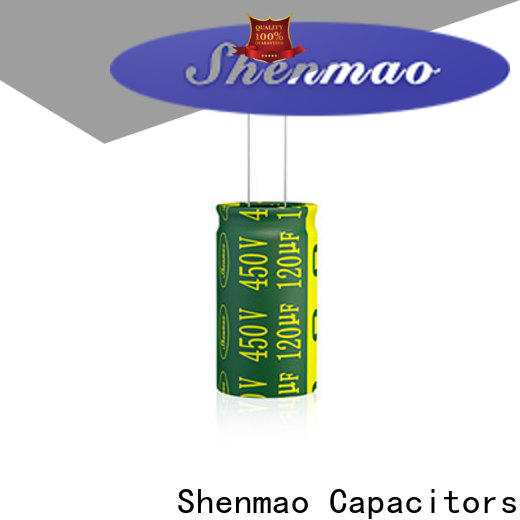 Shenmao price-favorable capacitor 25v 1000uf owner for energy storage