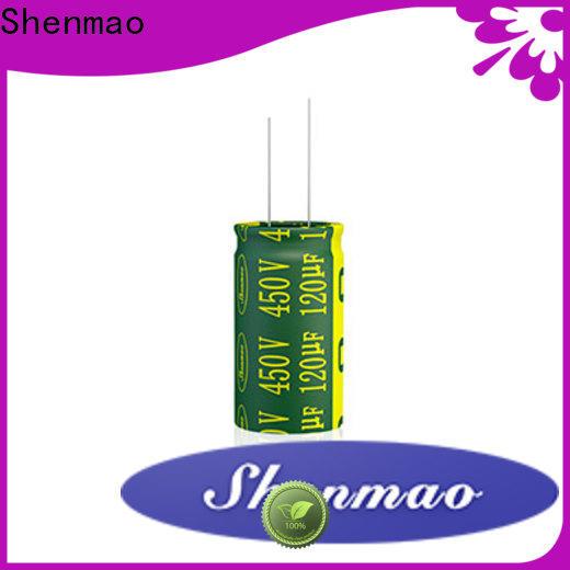 Shenmao custom capacitor 4700uf 50v for business for coupling