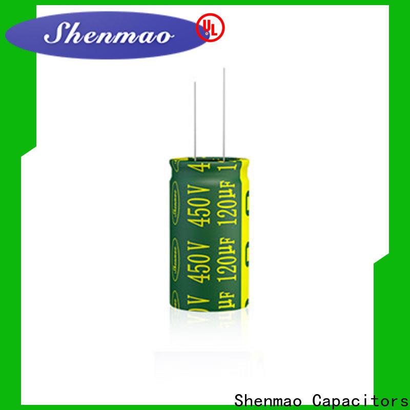 Shenmao z5u capacitor bulk production for timing