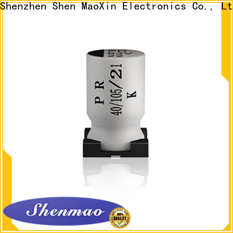 Shenmao best purchase capacitors online marketing for timing