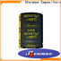 Shenmao capacitor cross reference supply for coupling