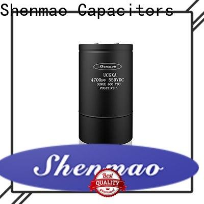 Shenmao high-quality resistor and capacitor in parallel dc circuit overseas market for DC blocking