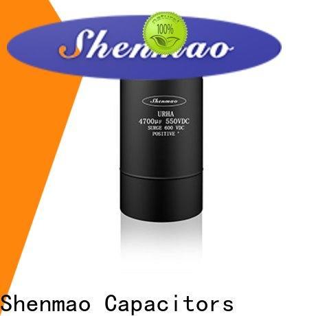 Shenmao top capacitors vs resistors for business for DC blocking