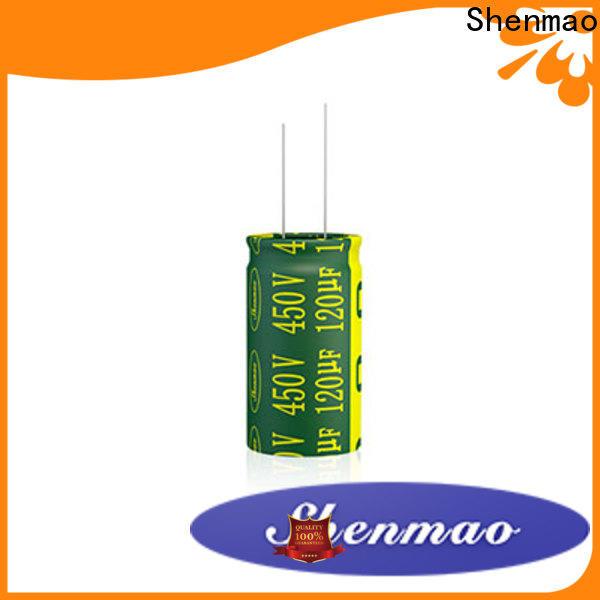 Shenmao high quality 1200uf capacitor vendor for energy storage