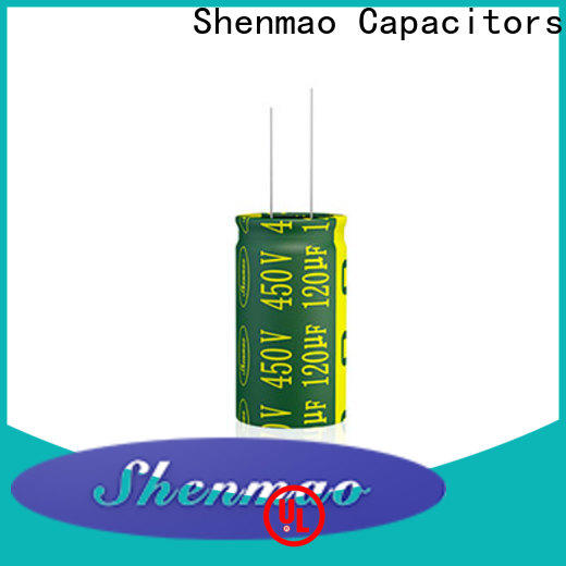 Shenmao best capacitor and frequency vendor for rectification