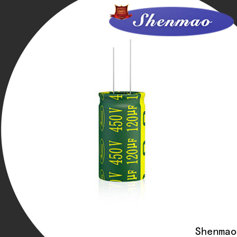 Shenmao high quality smd capacitor identification marketing for timing