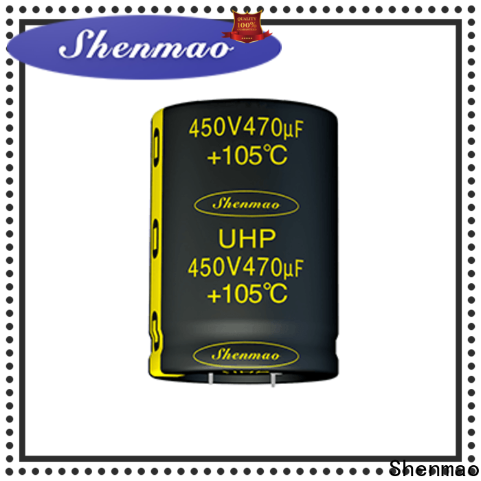 Shenmao supercapacitor circuit manufacturers for filter