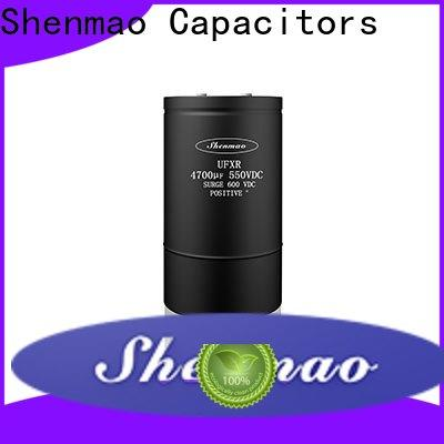 Shenmao impedance of a capacitor formula oem service for energy storage