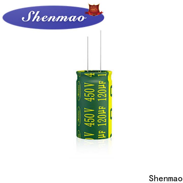 Shenmao 100uf ceramic capacitor manufacturers for energy storage
