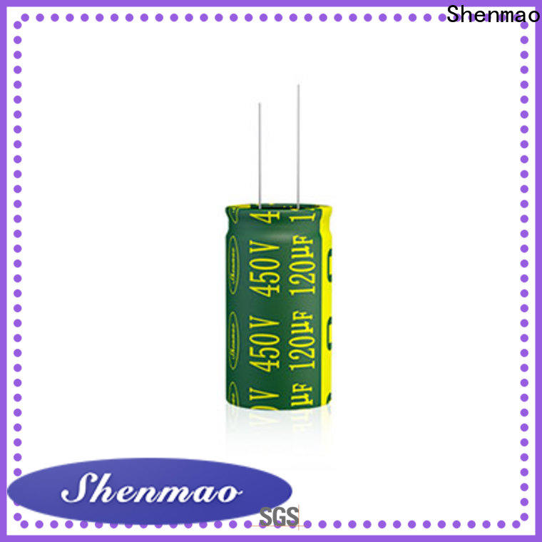 Shenmao good to use 1200uf capacitor for business for tuning