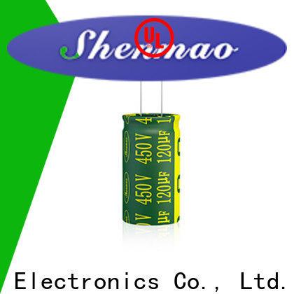 Shenmao wholesale tv capacitors radio shack bulk production for coupling