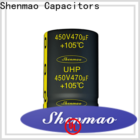 Shenmao high-quality current capacitor bulk production for coupling