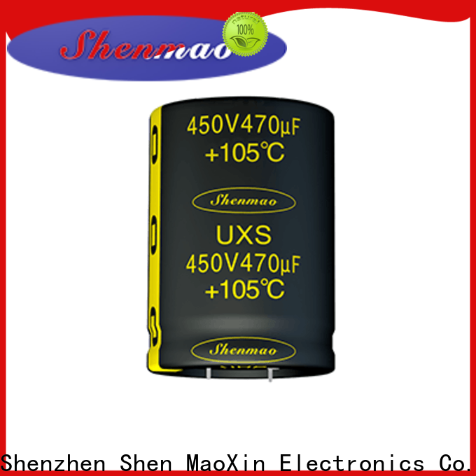 custom large can capacitors manufacturers for timing