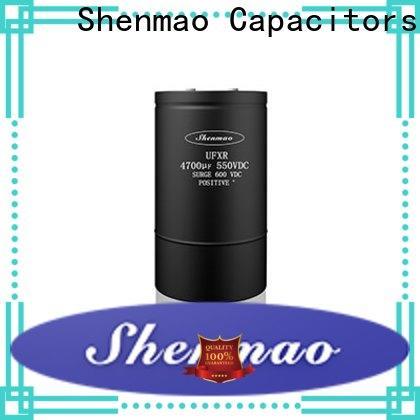 Shenmao capacitor formula voltage marketing for temperature compensation