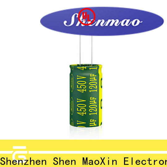 Shenmao easy to use capacitor 470uf 25v supply for tuning