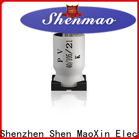Shenmao what do capacitors look like overseas market for energy storage