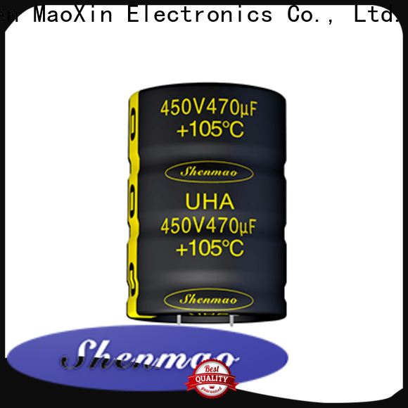 Shenmao stable capacitor vs resistor supply for temperature compensation