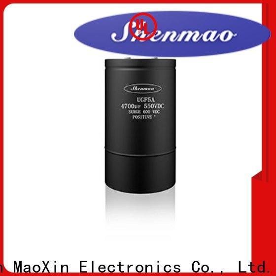 Shenmao how to make capacitors company for tuning