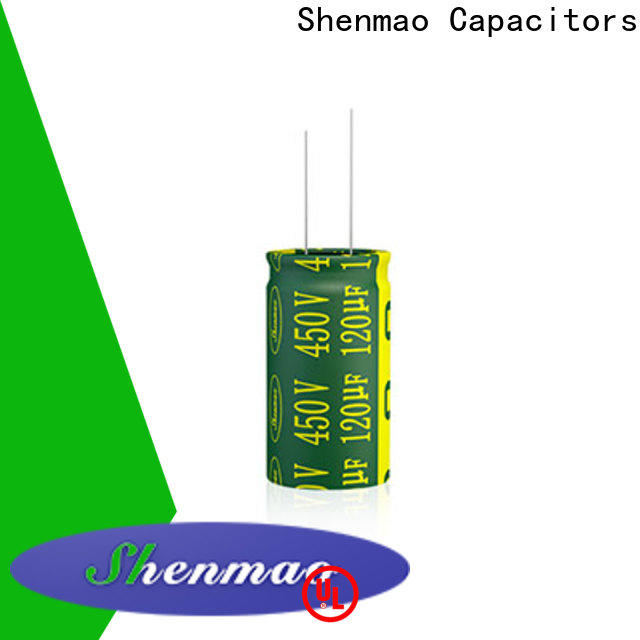 stable polarized capacitor for business for DC blocking