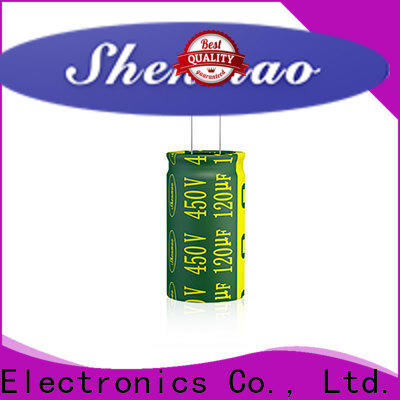 quality-reliable 1200uf capacitor supply for coupling