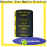 stable capacitor high voltage vendor for coupling