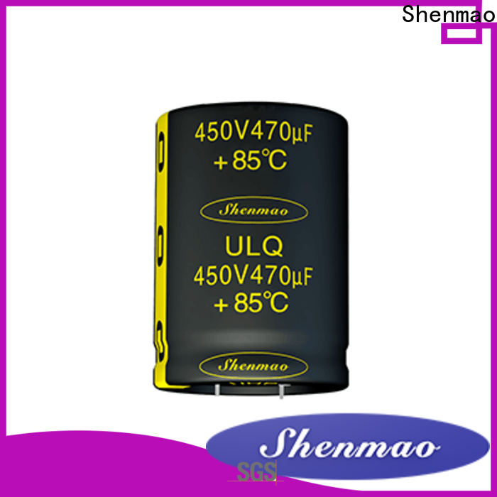 Shenmao price-favorable applications of capacitor marketing for filter