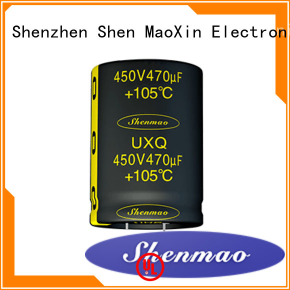 stable 450 volt electrolytic capacitors supplier for coupling