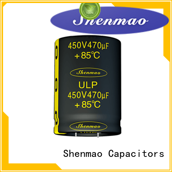 Shenmao snap in capacitor owner for tuning