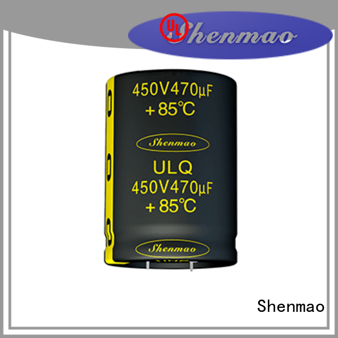 Shenmao snap in capacitor mount owner for tuning