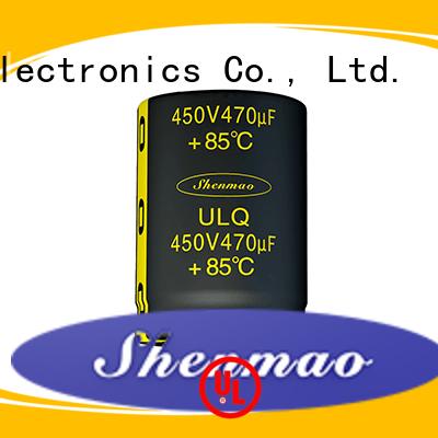 450 volt electrolytic capacitors owner for temperature compensation