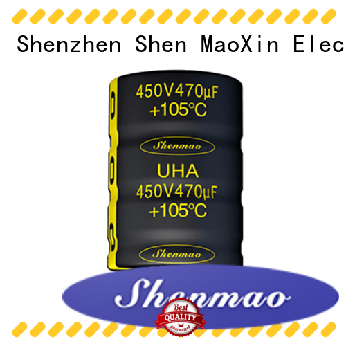 Shenmao Snap-in Aluminum Electrolytic Capacitor vendor for coupling