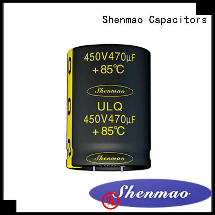 Shenmao Snap-in Aluminum Electrolytic Capacitor bulk production for tuning