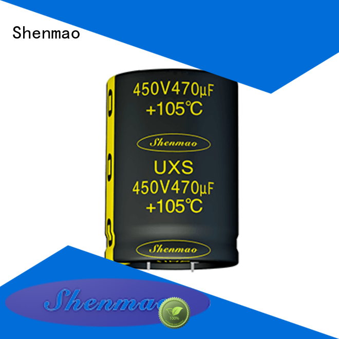 Snap in aluminum electrolytic capacitors UXS SERIS( 105℃ 5000H)