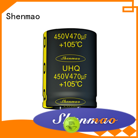 High voltage electrolytic capacitors UHQ SERIES( 105℃ 5000H)