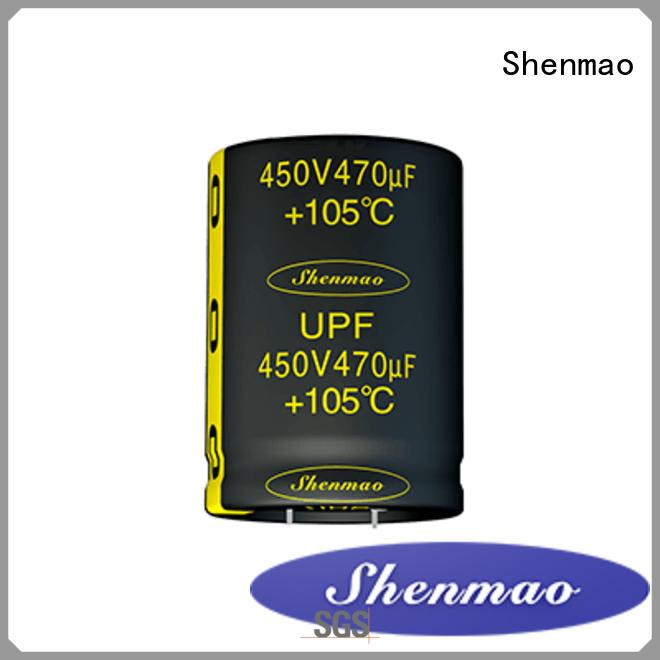 Snap-in Aluminum Electrolytic Capacitor UPF SERIES