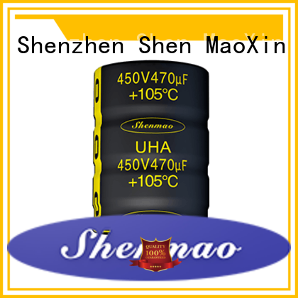 Shenmao good to use snap in capacitor socket owner for timing