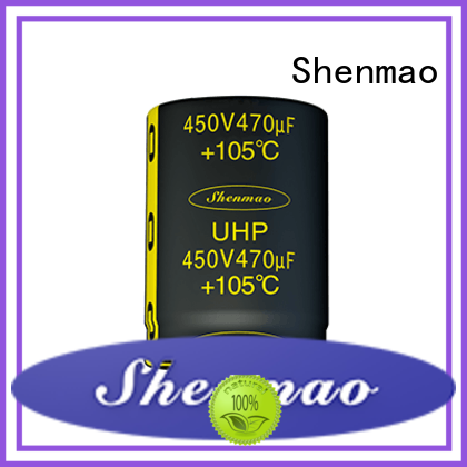 450 volt electrolytic capacitors supplier for tuning Shenmao