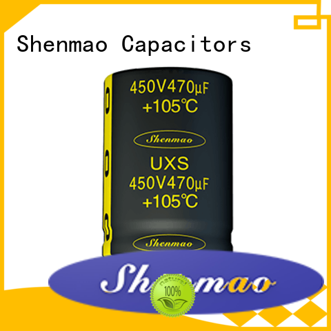 Shenmao snap in capacitor vendor for rectification