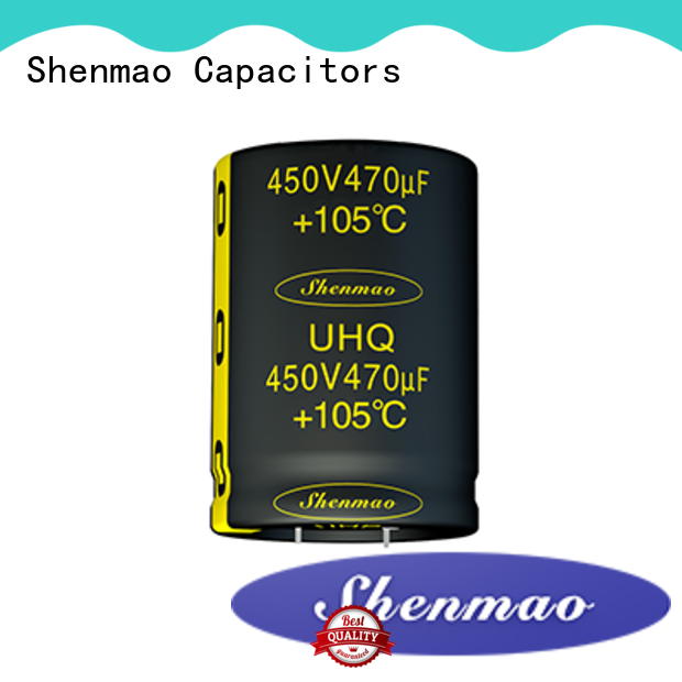 Shenmao satety Snap-in Aluminum Electrolytic Capacitor owner for timing