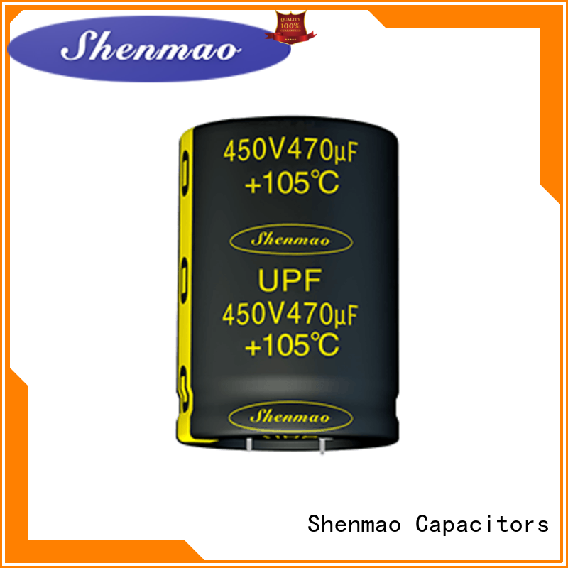 Shenmao stable what is a snap in capacitor overseas market for tuning