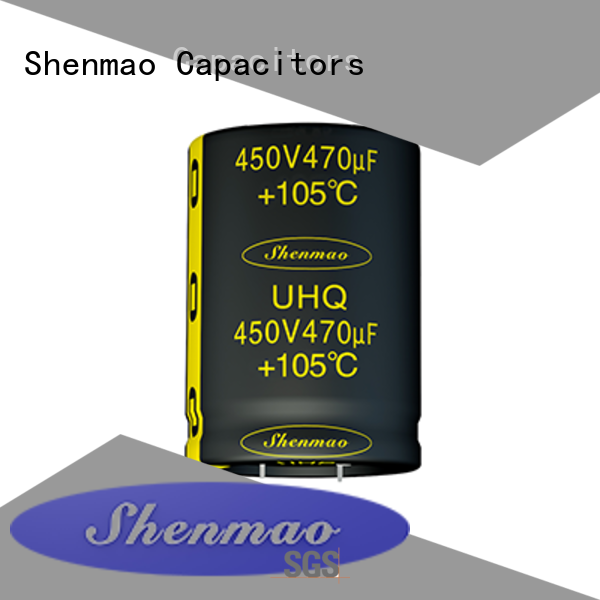 what is a snap in capacitor supplier for temperature compensation