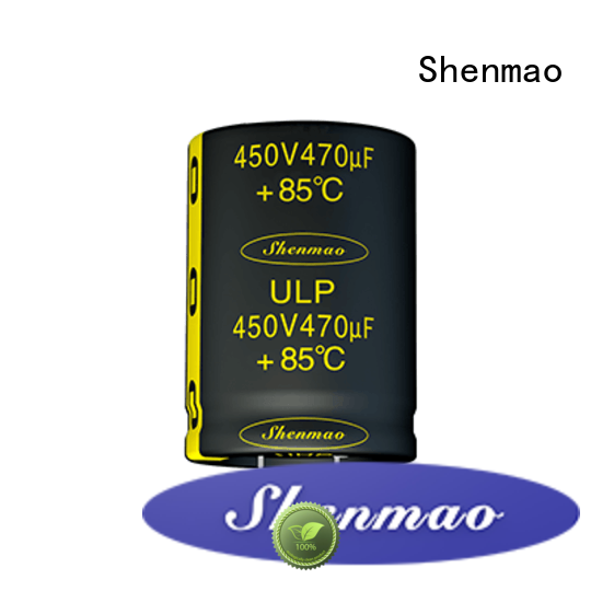 Shenmao high quality snap in capacitor socket supplier for rectification