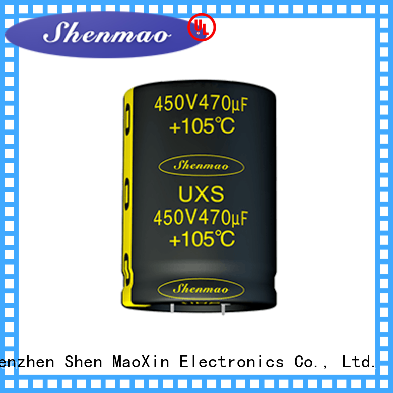 snap in capacitor mount for energy storage Shenmao